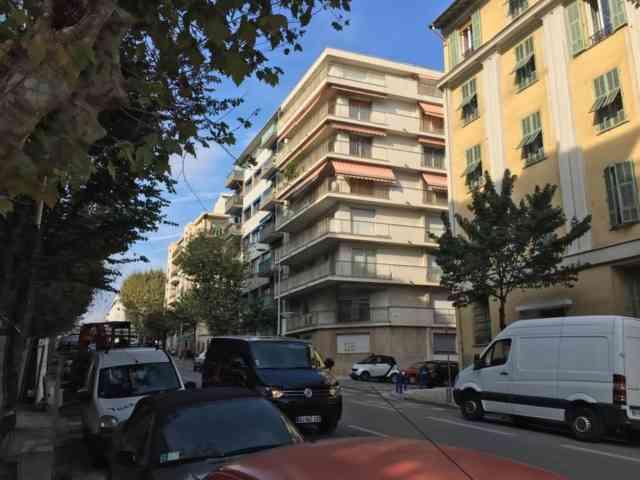 Резиденция Le Myriazur в Ницце